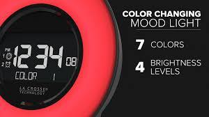 mood light color changes