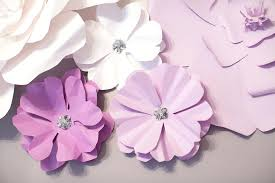 3d flower wall decor tutorial paper flower 2 3d flower wall decor nursery