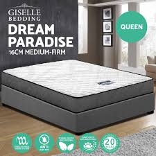 QUEEN-KING-SINGLE-DOUBLE-Mattress-Bed-Size-Bonnell-
