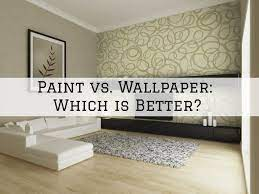 Paint vs. Wallpaper in Brandon, FL