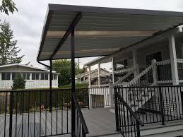 brown aluminum patio covers. Brown Aluminum Deck Railings Patio Covers E