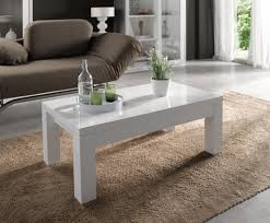 Deco Table Noir Basse
