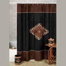 Curtain: Wondrous Southwestern Shower Curtain For Mesmerizing Home ...