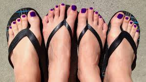 one man s purple pedicure became a beacon of hope for cancer research