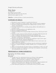 Electrical Apprentice Resume Samples 10 Resume For Electrical Apprenticeship Resume Samples