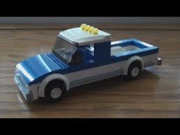 Tutorial - Basic Lego Pickup Truck [CC] - YouTube - Great tutorial ...