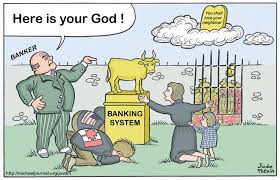 capitalism versus communism golden calf of today