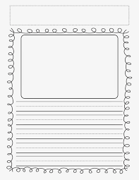 Wide Ruled Paper Printable How To Make An Itinerary In Word Bill