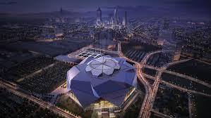 Stadium, arena & sports venue. Timeline History Of Mercedes Benz Stadium