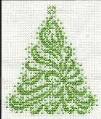 Free Christmas Tree Cross Stitch Patterns Google Search
