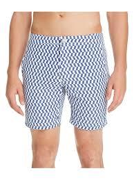 Onia Mens Zig Zag Swim Bottom Trunks Calder 34 Walmart Canada