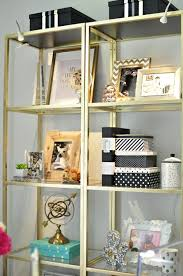 black white home office inspiration. black white u0026 gold home office reveal inspiration e
