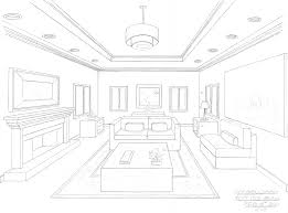 Living Room Coloring Living Room 26 Buildings And Architecture Printable Coloring
