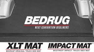 BedRug XLT Mat and Impact Mat - Protect your truck bed better than ever