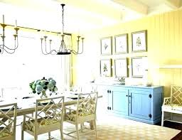 plaid area rug rugs french country kitchen dining room blue