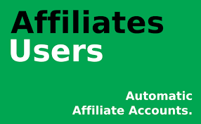 Affiliates Users | itthinx