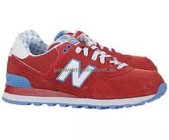 new balance inserts. 100% original new balance blue / red sneaker comfort 574 for sale suede or inserts