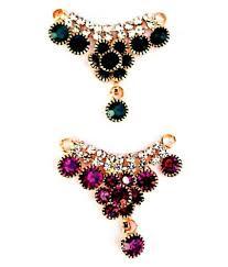 Laddu Gopal Jewellery Designs Laddu Gopal Mala Fancy Neclace For Kanha Ji Size 3 4 5 No