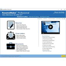 Careers Plus Resumes Stunning Amazon ResumeMaker Professional Deluxe 48 [Download] Software
