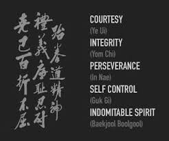 Taekwondo Quotes
