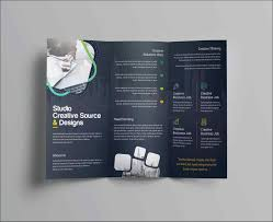 Product Catalog Templates 021 Free Bifold Brochure Templates For Microsoft Word