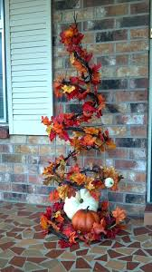 fall tree decorations