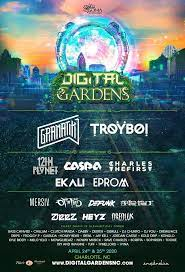 Tickets are available now for fans hoping to catch their favorite artists live in georgia's capital city, performing. Digital Gardens Music Festival 2020 Atlanta Edm