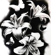 тату цветы и растения эскизы фото и значение