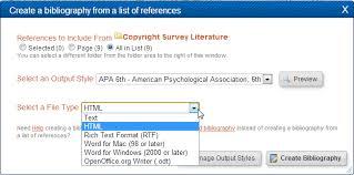 3. Generating Bibliographies - EDOL 621: Sociolingusitics for ...