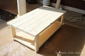 how to build rustic furniture. The Table Is Assembled How To Build Rustic Furniture