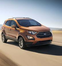 2018 ford ecosport. plain ford the 2018 ford ecosport ses in canyon ridge driving down a road inside ford ecosport o
