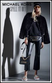 spell it out with michael kors