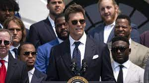 Tom Brady steals the show at White ...