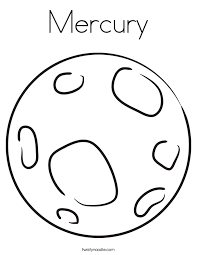 Small Picture Mercury Coloring Page Twisty Noodle