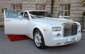 rolls royce fantasy wedding car