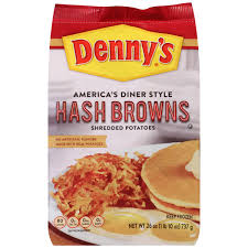 American Diner Kitchen Accessories Dennys Americas Diner Style Hash Browns Shredded Potatoes 26