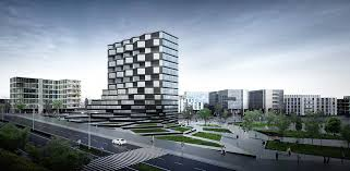 Office Building Exterior Design Paolo Venturella Designed Office Building To Feature