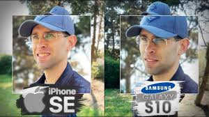iPhone SE (<b>2020</b>) vs Galaxy <b>S10</b>: Camera Comparison! - YouTube