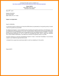 7 Online Cover Letter Examples Job Apply Form
