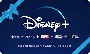 March 2021] Disney Plus Gift Card :: Disney+ Gift Subscription