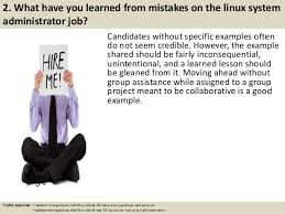 top 10 linux system administrator interview questions and answers linux administrator job description