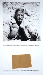 Letters from Everest. Edited and Introduced by Huw Lewis-Jones. Foreword by  Jan Morris. Afterword by Peter Hillary. - Books - PBFA