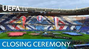 David Guetta at UEFA EURO 2016 closing ceremony - YouTube