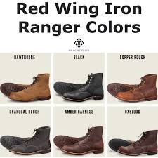 red wing iron ranger review read this