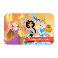 Halloween Gift Cards Disney Collectible Gift Card A Princess Halloween Treat Rapunzel