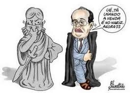 Resultado de imagem para O PODER EXECUTIVO E O JUDICIÁRIO CHARGE