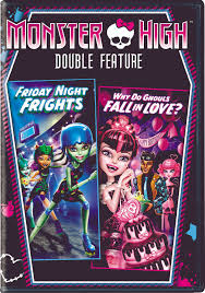 Download Monster High: Ghouls Rule Full Movies - video