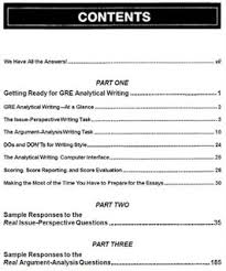 gre material gre math gre verbal arco gre answers to valuable instruction on writing essays in a timed environment bull tips and strategies for improving essay scores bull inside advise on the type of essays test
