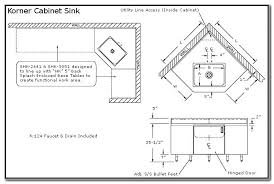 corner cabinets for kitchen sink. full image for kitchen sink base cabinet measurements minimum size corner cabinets g