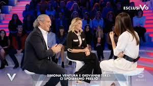 """Verissimo"""", Simona Ventura e l'amore per Giovanni Terzi: """"Mi ..."""